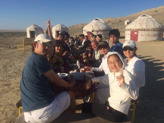 Muynak, Uzbekistan: Group Tour