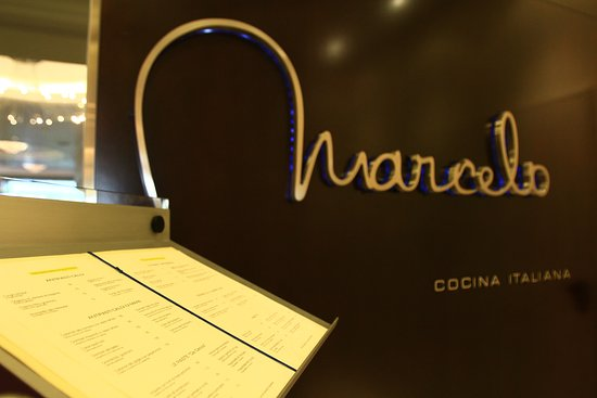 Marcelo Restaurante: Marcelo, Intersur Recoleta