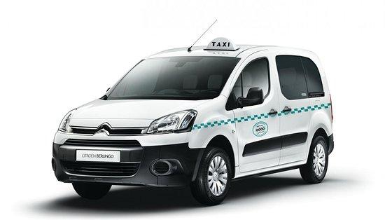 Blue Taxi Transfer