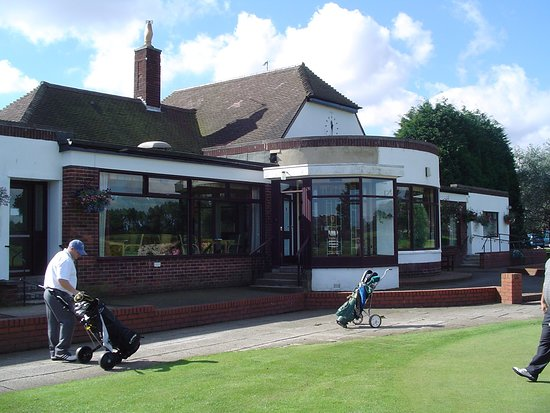 Tynemouth, UK: Clubhouse