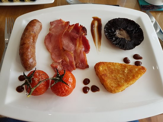 Count House Cottage B&B: Breakfast