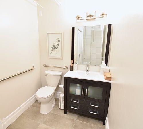 Restroom RejuvCryo & Hyper Wellness North County San Diego CA