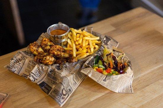 Street Food Station: fries
