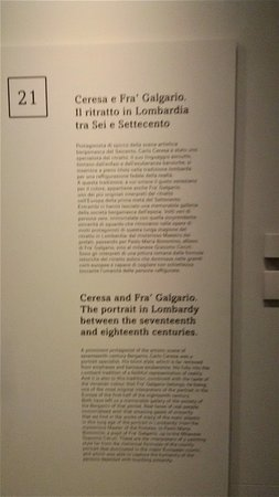 Accademia Carrara Entrance Ticket: Accademia Carrara - Bergamo.