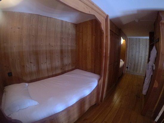 Suite Deluxe alcôves mezzanine