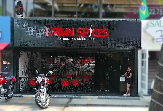 Bienvenido a urban spices insurgentes