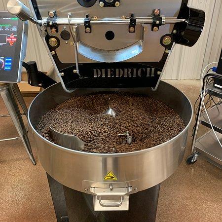 We roast our coffee fresh each week!