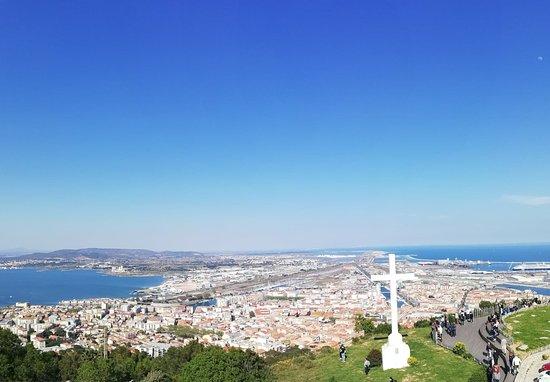 Mont St-Clair: vue mont Saint clair