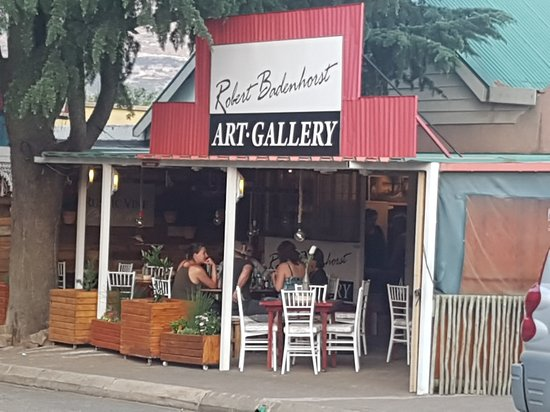 Robert Badenhorst Art Gallery