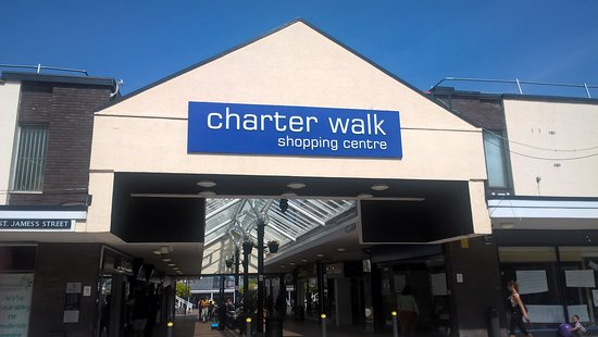 Charter Walk Shopping Centre