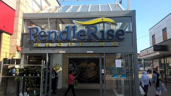 Nelson, UK: Pendle Rise
