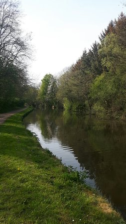 Great canal walks