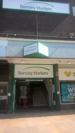 xxxBurnley Markets