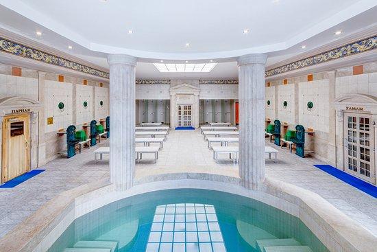 Мыльная Первого мужского разряда Банного комплекса «Бани Алексеева»