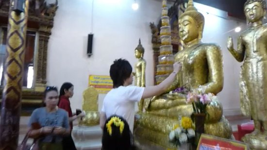 Ayutthaya, Thailand: タイ旅行、Day4-2。