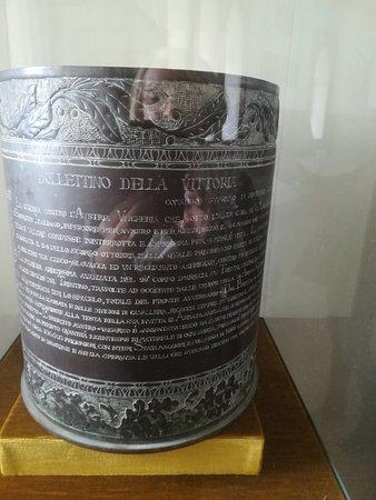 Torre San Martino della Battaglia  Bollettino della Vittoria
