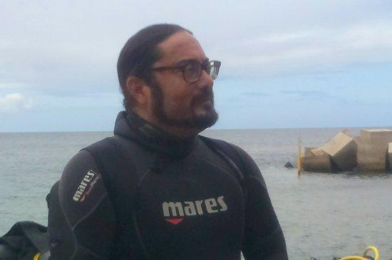 ORVIL, EL JEFE, EL MAESTRO.