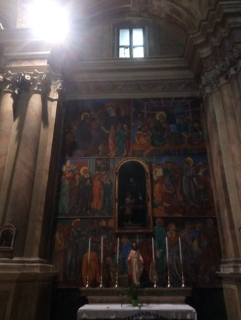 Cappella san Rocco