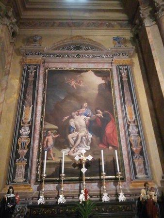 Palazzolo sull'Oglio, Itálie: Cappella san Rocco