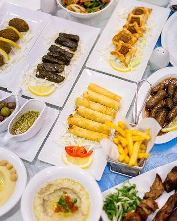 Lebanese Appetizers