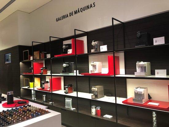 Nespresso Boutique Morumbi Shopping