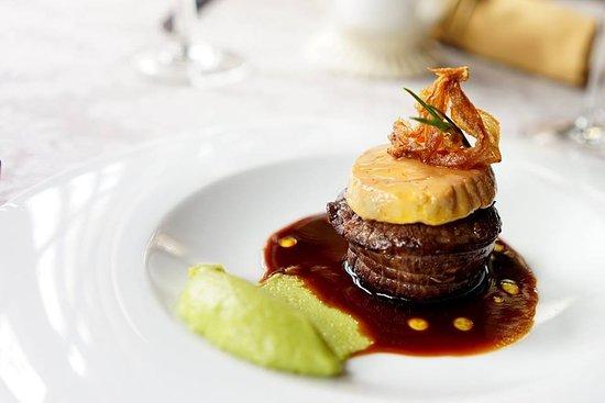 Restaurant Azafran: Taste, smell and presentation...