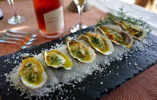 Restaurant Azafran: Fish dishes...