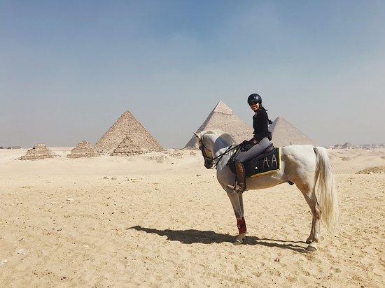 Ride Egypt: Pyramids of Giza