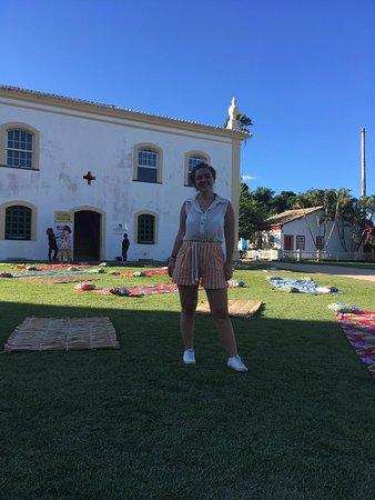 Centro Historico: La nena frente al museo