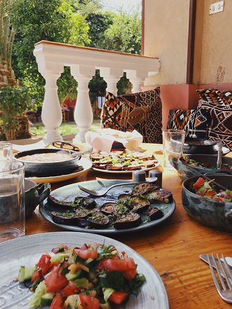 Ride Egypt: Good food made from delicious local fresh produce