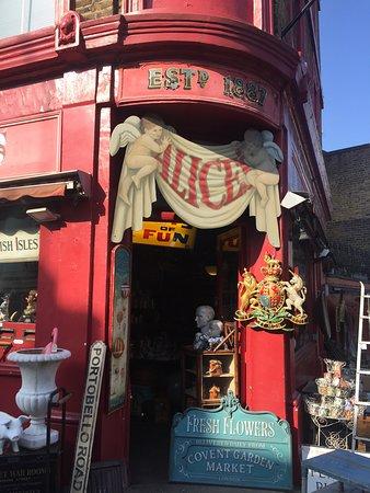 Passeando e conhecendo a Cidade de Londres fora dos circuitos tradicionais.