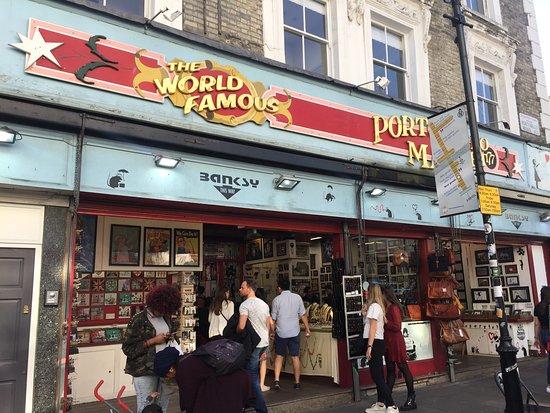 Portobello Star: Passeando e conhecendo a Cidade de Londres fora dos circuitos tradicionais.