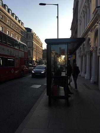 Conhecendo a  cidade de Londres na Inglaterra.