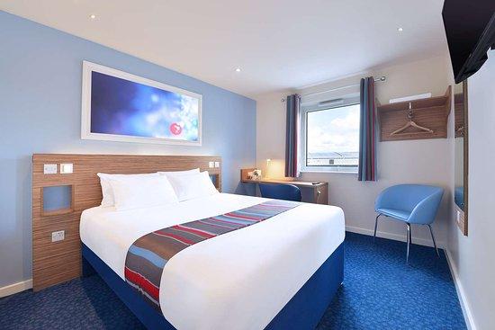 Travelodge Birmingham Central Moor Street: Double Room