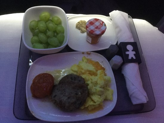 Delta Air Lines: breakfast