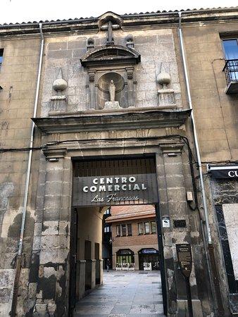 Centro Comercial Las Francesas