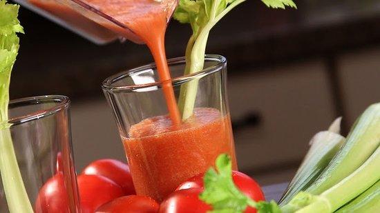 Omang Omang Bar Diner: Bloody Mary.
