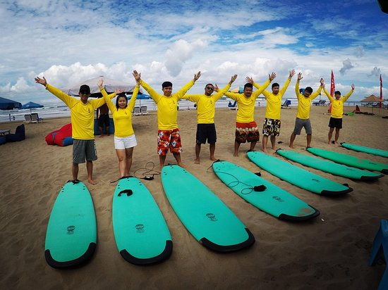 we are so excited to surf