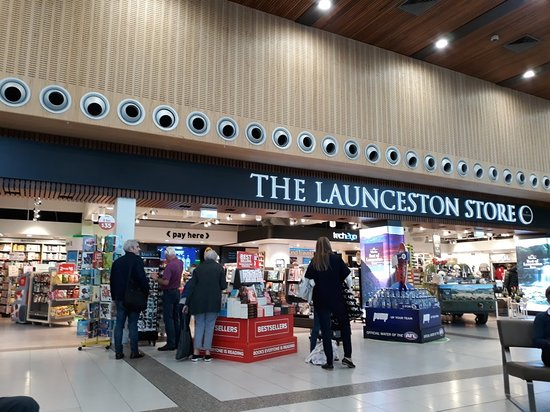 ‪The Launceston Store‬