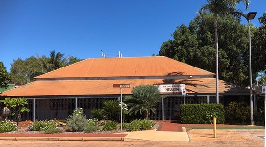 ‪Broome Historical Museum‬