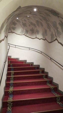 Stairway Below