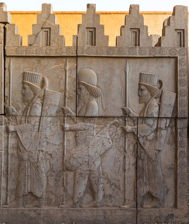 Persepolis Persian Empire The Most Powerful Empire Of 2500 Years Ago One Of The Most Awesome Ruins Of The Ancient World Destroyed But Still Impressive Picture Of Persepolis Tripadvisor