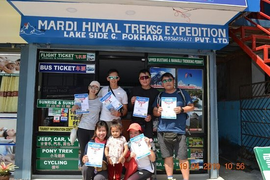 Mardi Himal Treks & Expedition
