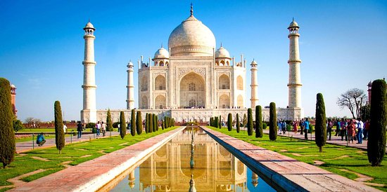 Discovery Tour India