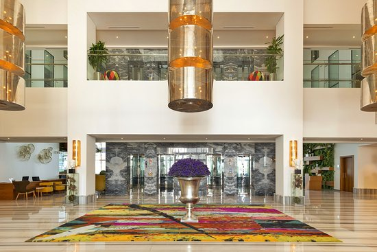 Canal Central Hotel: Lobby