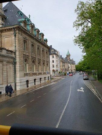 Moyocci: City Sightseeing Luxembourg