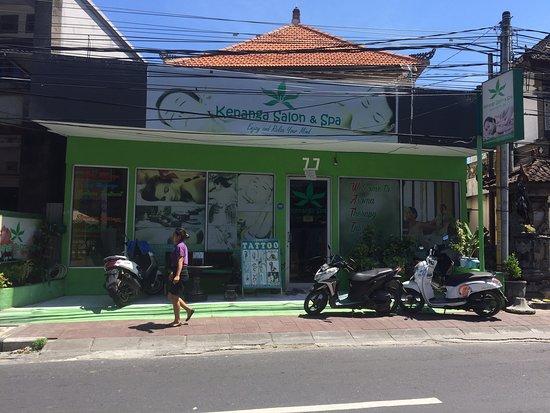 Tanjung Benoa, Indonesia: Kenanga Salon & Spa