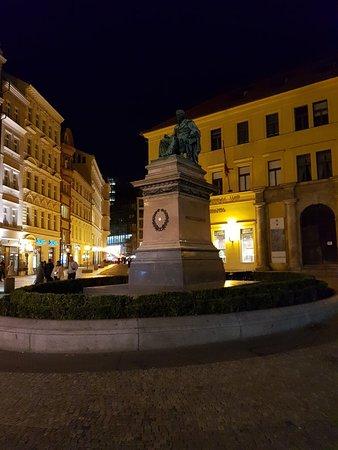 Nice monument