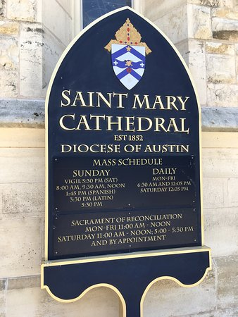 Austin, TX: Cathedral