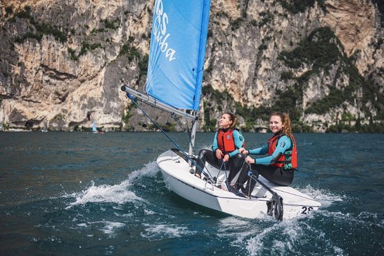 Andrew Simpson Watersports Centre: Residential multi-activity camps.